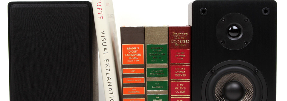 Micca MB42 4-Inch Bookshelf Speakers
