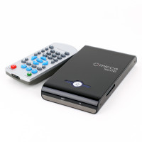 Micca Slim-HD Portable Media Player