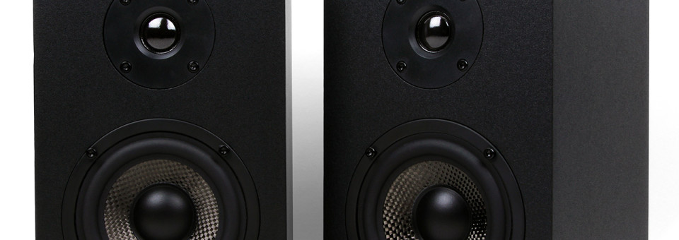 Micca MB42X Bookshelf Speakers