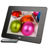 Micca 8-Inch Digital Photo Frame (M808Z)