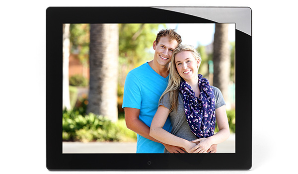 m153a 15 natural view digital photo frame - Electronic Photo Frame