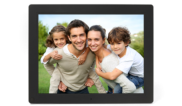 m153a m 15 natural view digital photo frame - Electronic Picture Frame